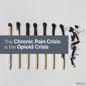 Week 2 The Chronic Pain Crisis Is The Opioid Crisis (b)