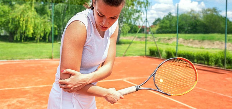What Is Tennis Elbow And How Do I Treat It
